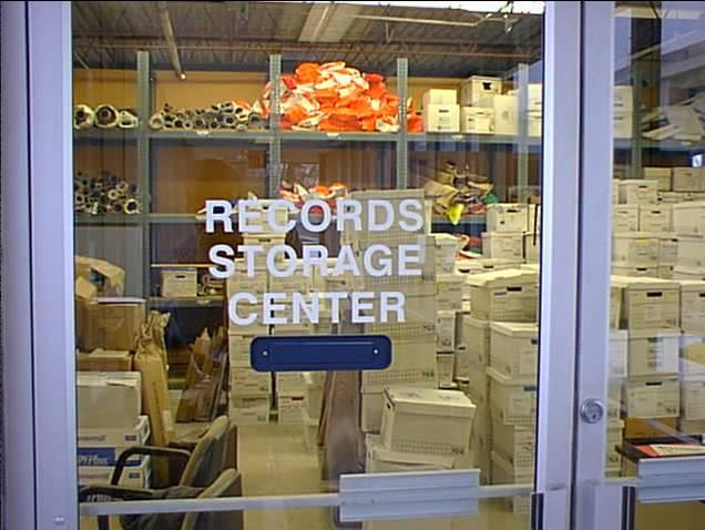 construction document storage