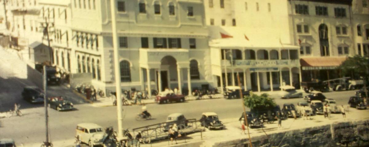 Architects designed Bermuda before LinkedIn existed