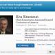 Construction Thought Leader on LInkedIn, Ken Simonson