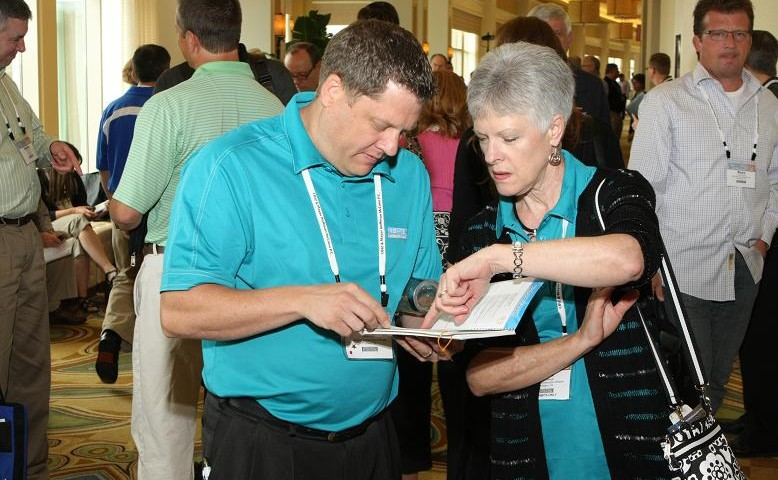 CFMA conference attendees plan their next move