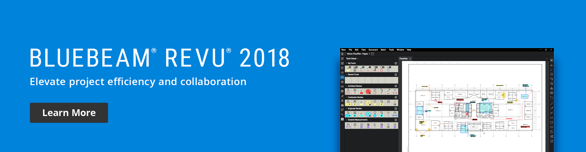 Bluebeam Revu 2018 Web Banner 1920x500_US_v2