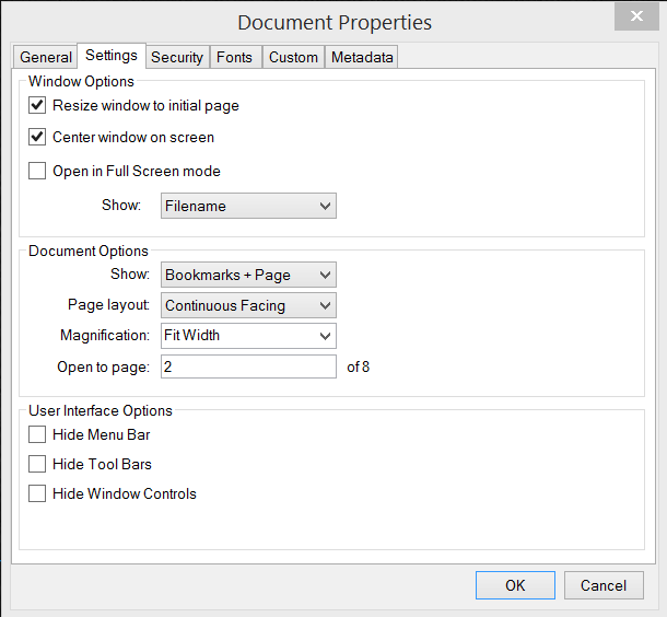 Bluebeam Tip: How to Display Layers or Bookmarks