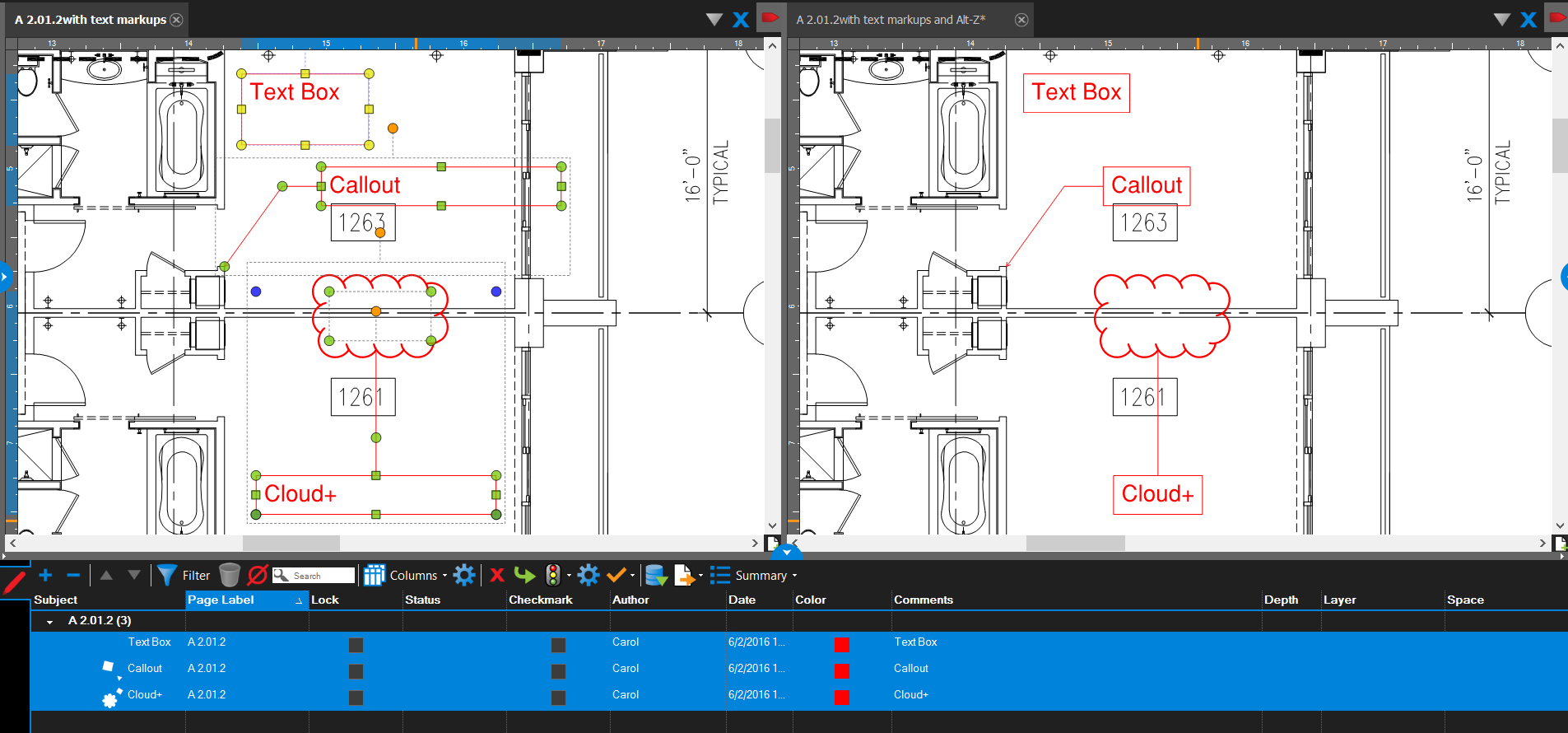 Bluebeam Revu Auto Size MarkUps - Hagen Business Systems