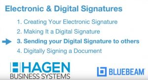Bluebeam Revu Verifying Digital Signatures