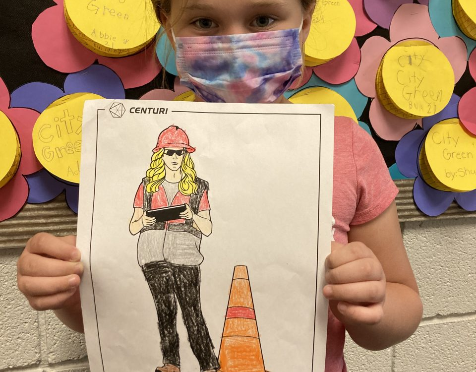 Women in Construction Week 2021 Coloring Contest